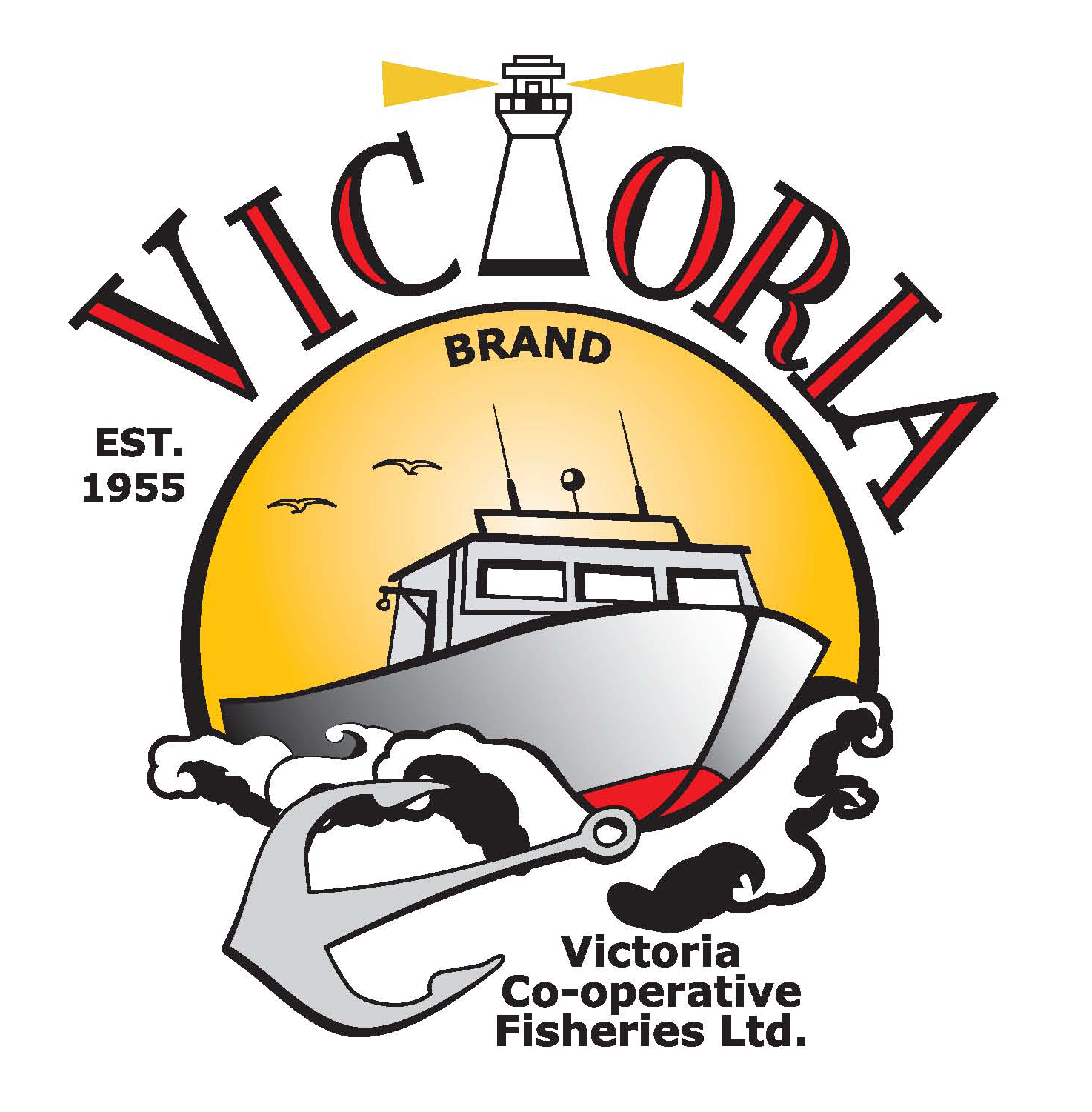 Victoria Co-op Fisheries Ltd